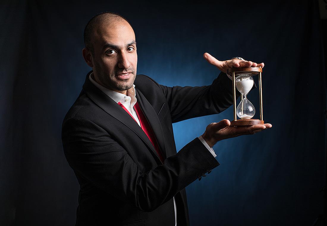Magicien mentaliste show interactif