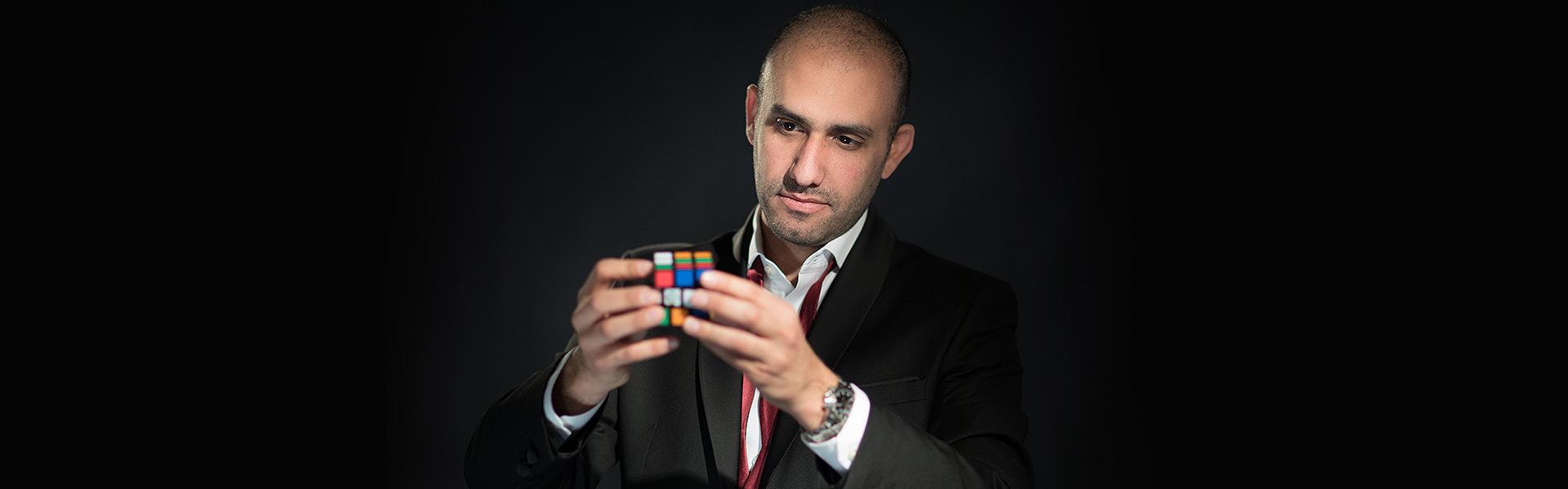 Yoan Tanuji Mentaliste professionnel