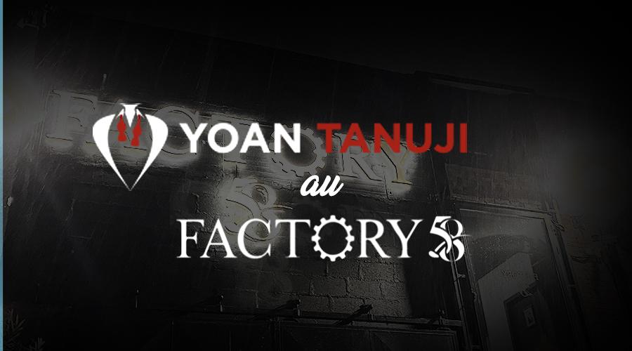 soirée évènementielle magie factory 58